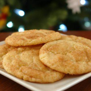 Snickerdoodle recipe, holiday cookies, easy snickerdoodles