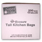 Eco-Friendly Trash Bags *giveaway closed*