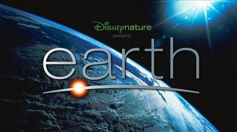 Disneynature Earth logo