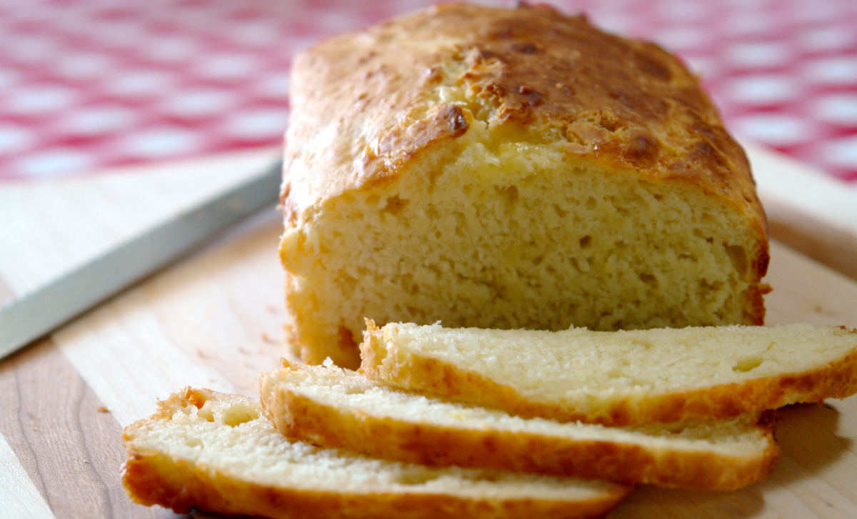Quick & Easy Cheese Bread