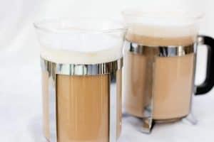 Homemade Coffee Drinks