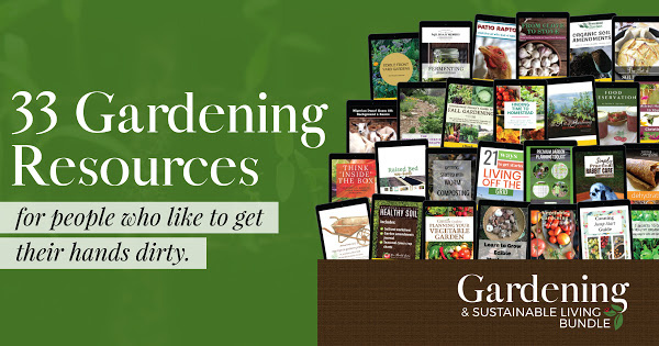ad for gardening resources
