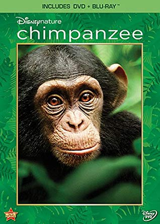 Cover photo for Disneynature Chimpanzee