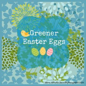 Greener Easter Eggs