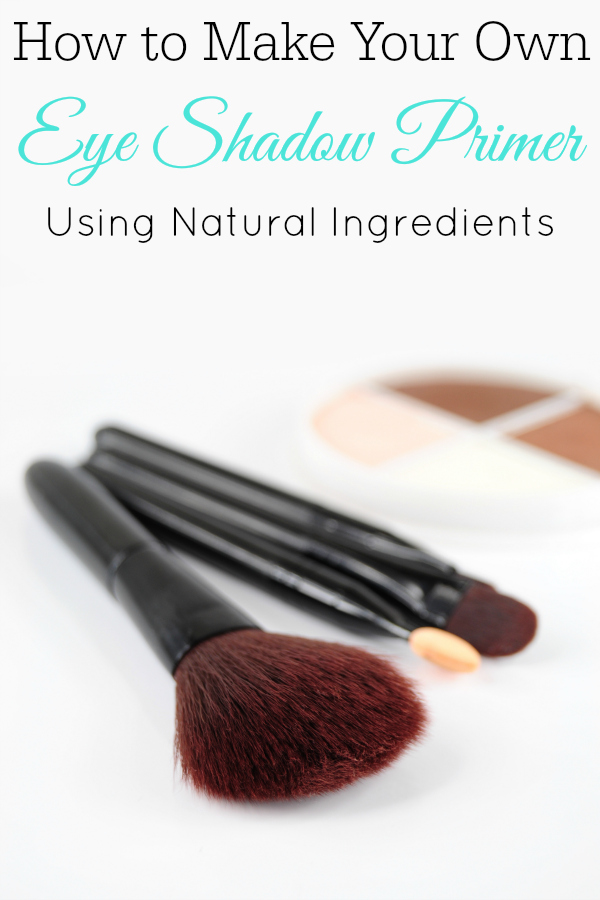 Closeup of brushes for makeup, eyeshadows in the background