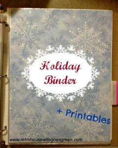holidaybinder