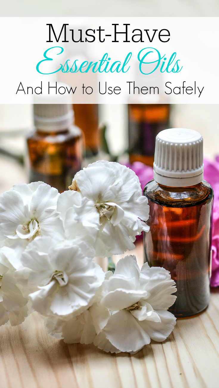 Must-Have Essential Oils, Essential Oil Safety