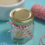Homemade Peppermint Vanilla Lip Scrub