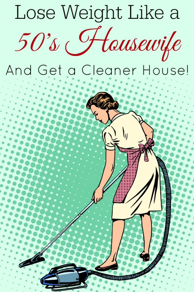 The 1950's Housewife Workout