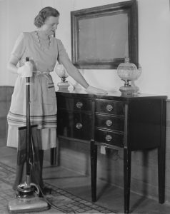 The Retro Housewife Workout
