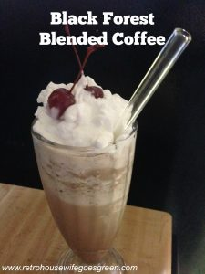 Black Forest Blended Coffee
