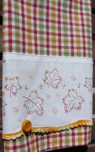 Autumn Dish Towel