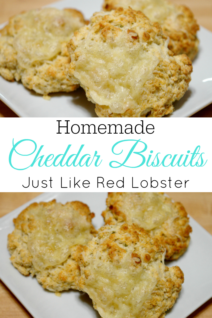 pictures of cheddar biscuits on plate