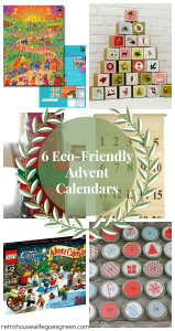 6 Eco-Friendly Advent Calendars