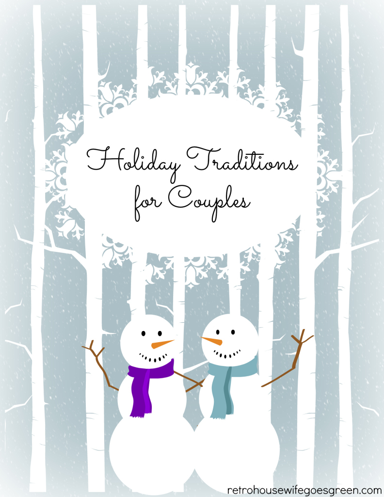 Holiday Traditions for Couples