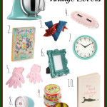 Holiday Gift Guide: For Vintage Lovers