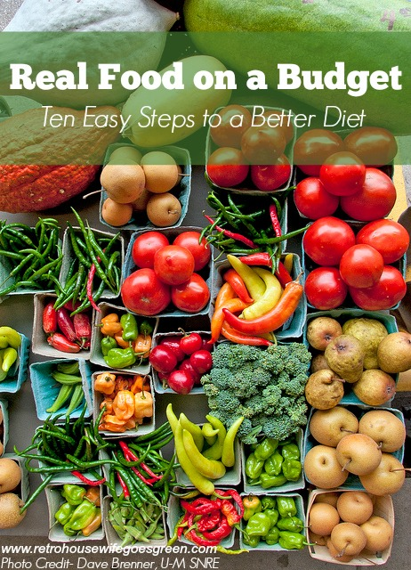 Ten Easy Steps to a Better Diet