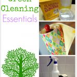 Green Cleaning Essentials