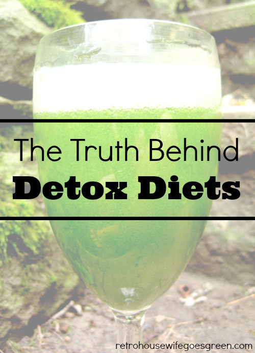 Do you need to detox? Here's the truth behind detox diets.