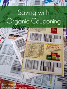 Saving with Organic Coupons