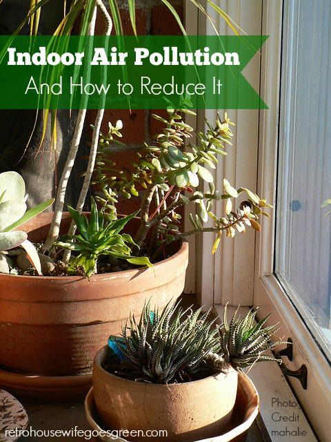Reducing Indoor Air Pollution