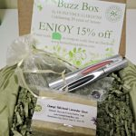 Honeybee Garden Buzz Box | August 2015