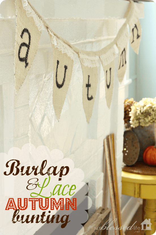 15+ Fall DIY Projects