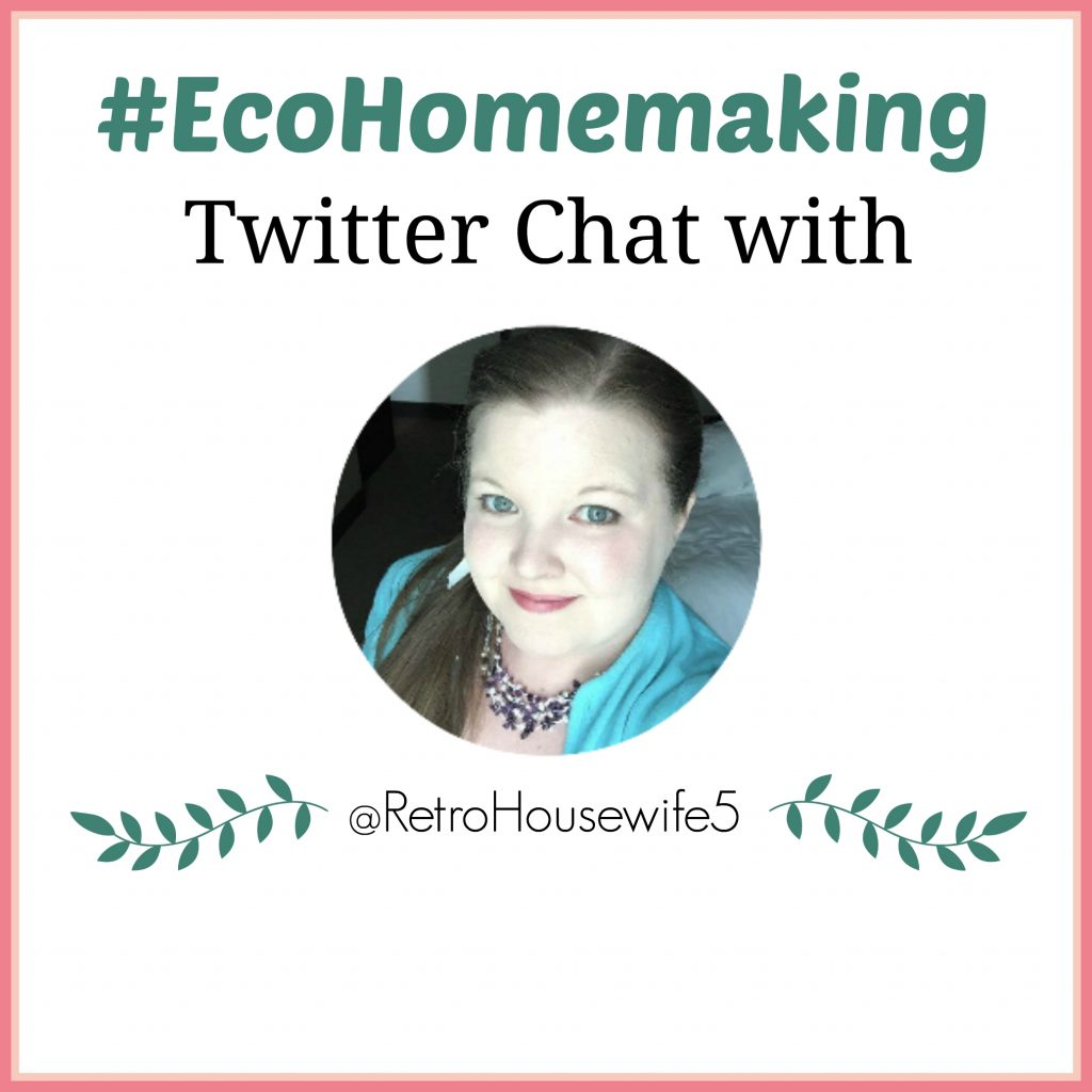 Eco-Homemaking Chat