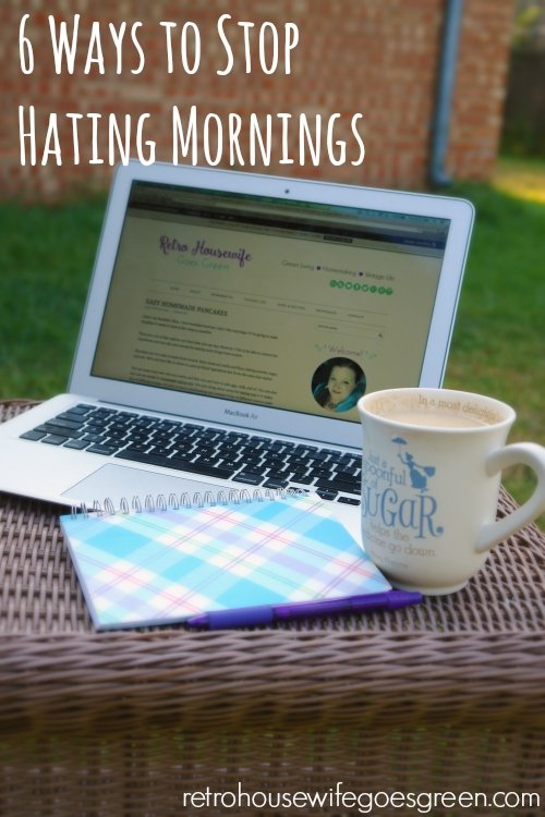 6 Ways to Stop Hating Mornings