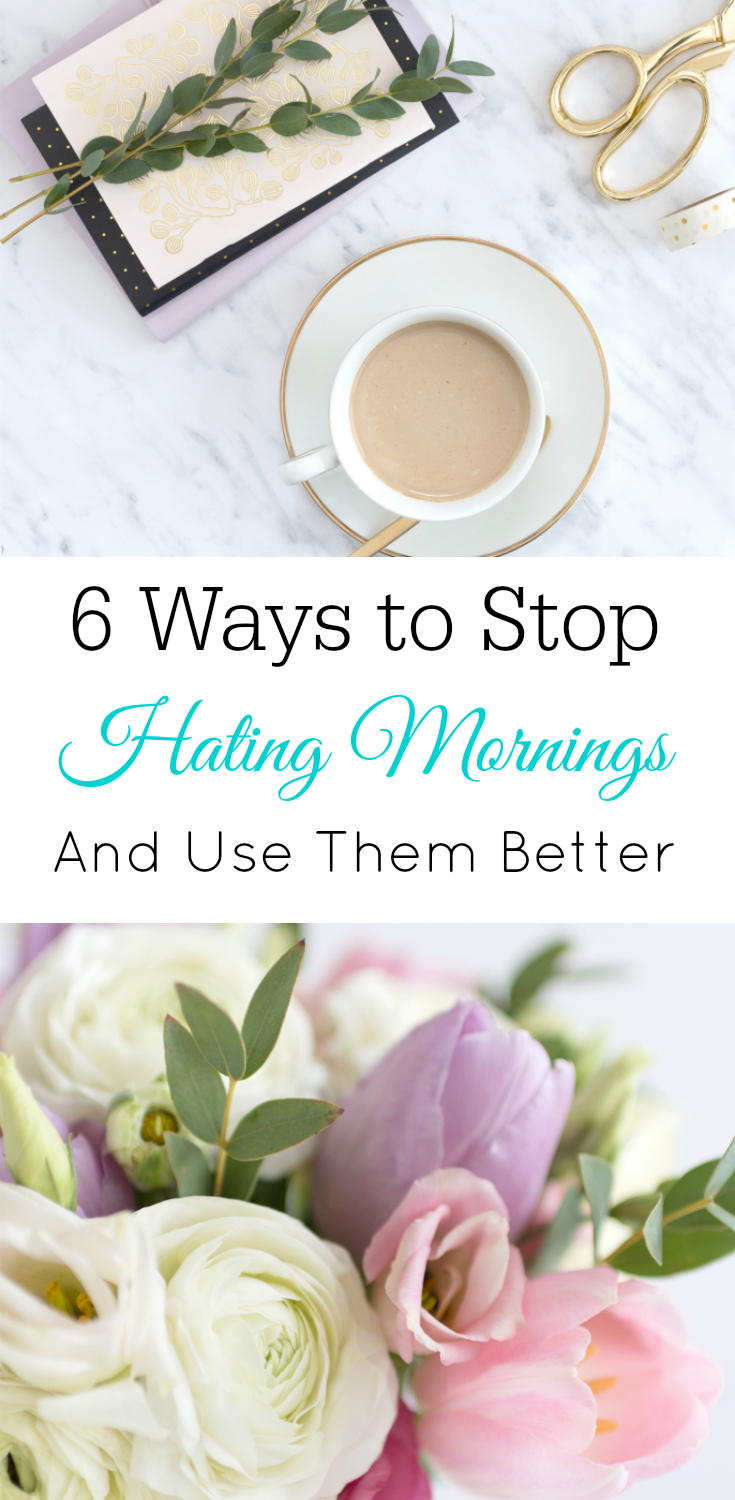 Stop hating mornings, morning person, morning routine
