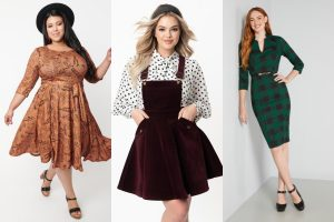 The Best Vintage Fall Dresses