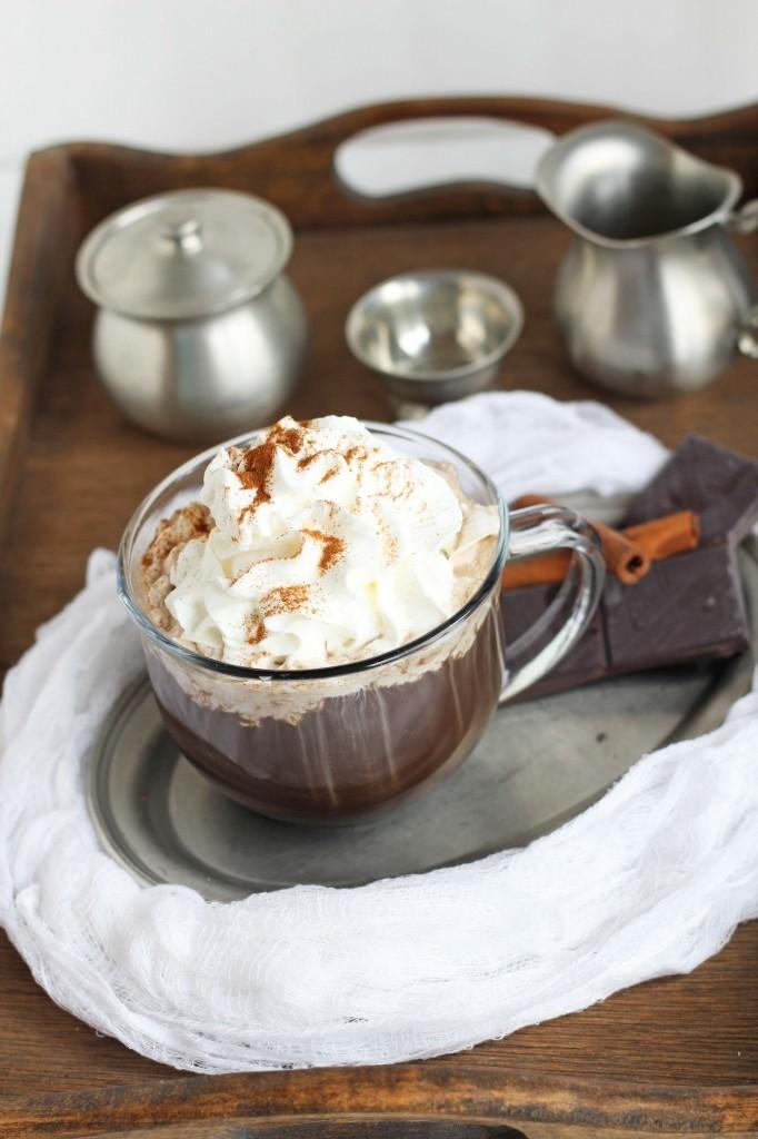 Dark Chocolate Mocha