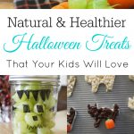 Natural Halloween Treats