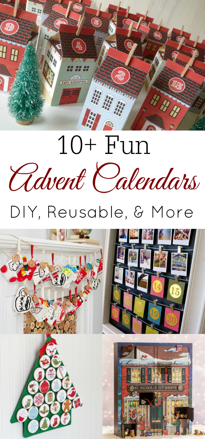 Advent Calendars, DIY Advent Calendar, Lego Advent Calendar, Printable Advent Calendar