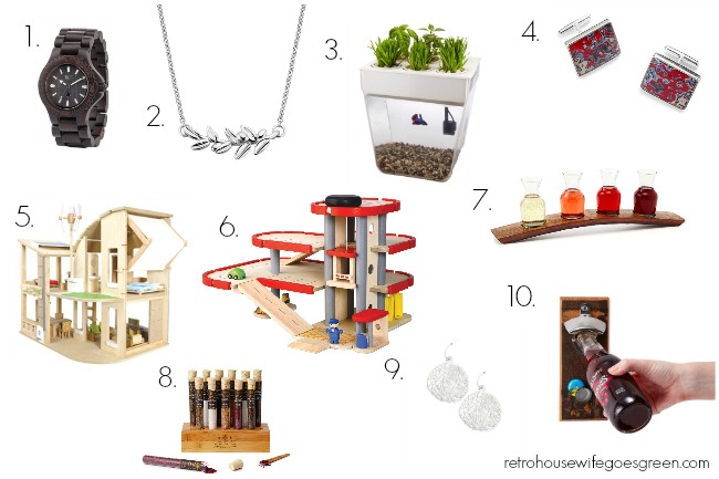 Eco-Friendly Gifts Over $50