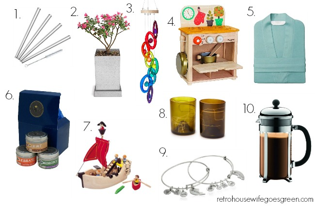 Eco-Friendly Gifts Under $50