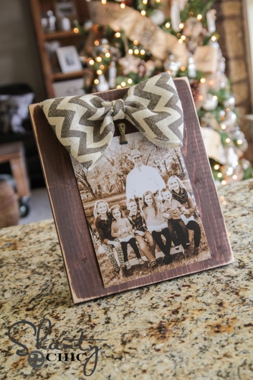 $3 Bow Picture Frame