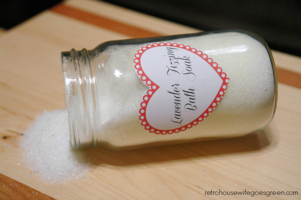 diy valentine's day gifts - retro housewife goes green, Ideas