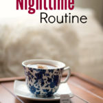 Creating a Nighttime Routine