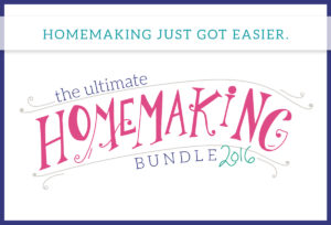Homemaking Just Got Easier: You Don't Want to Miss This!