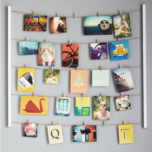 photo wall hanger