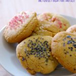 Soft & Delicious Sugar Cookies