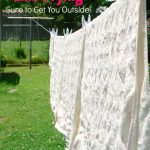 10 Benefits of Line Drying