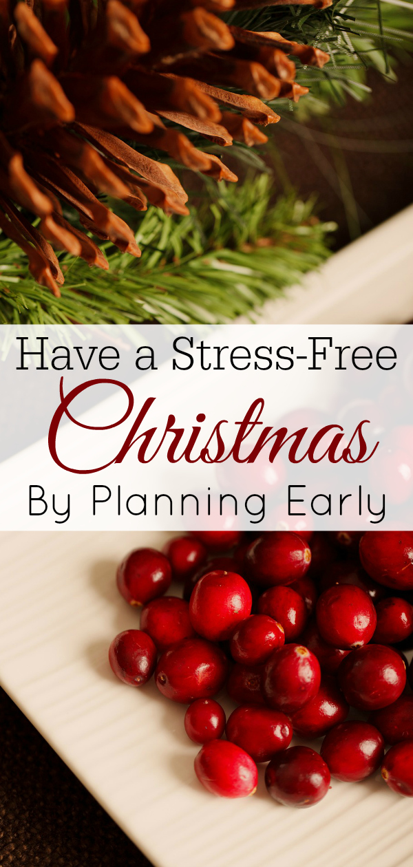 plan early for a stress free christmas retro housewife goes green