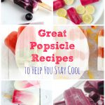 20 Great Popsicle Recipes to Help You Stay Cool