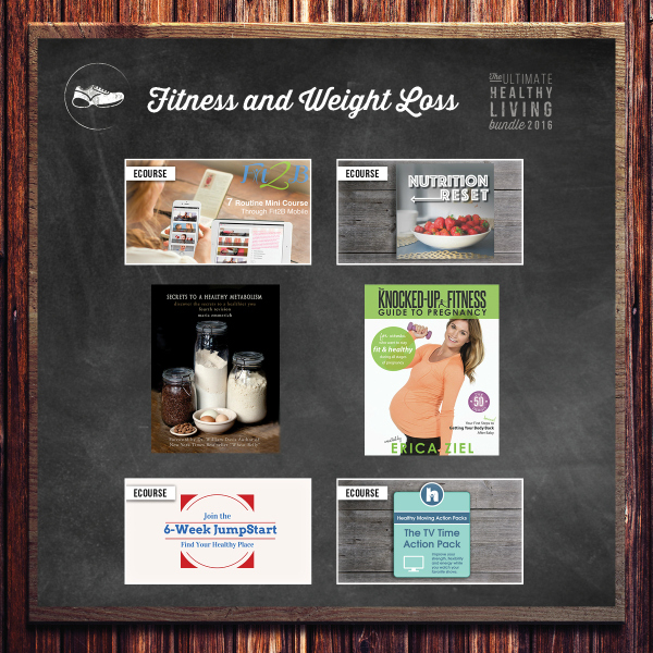 Fitness and Weight Loss Resources