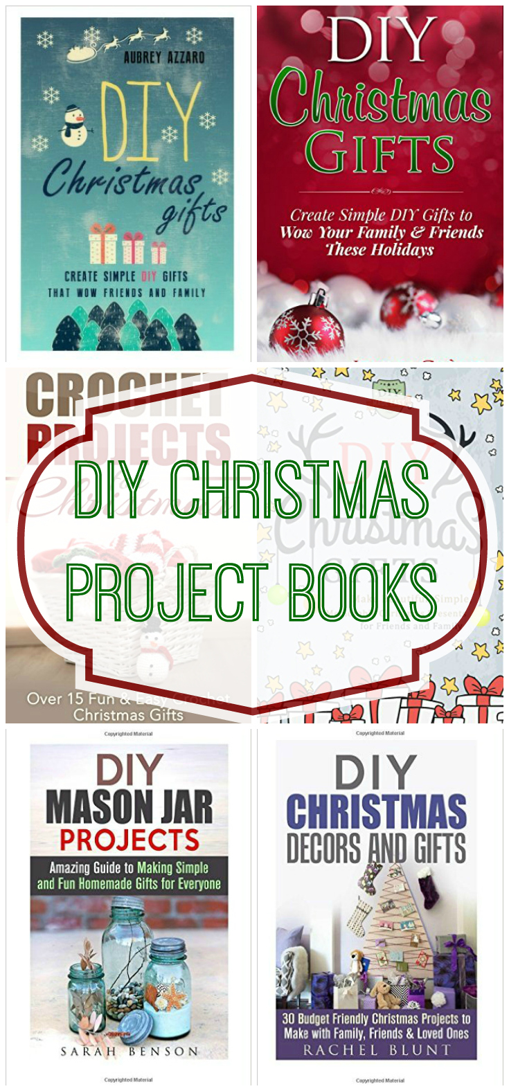 DIY Christmas Project Books