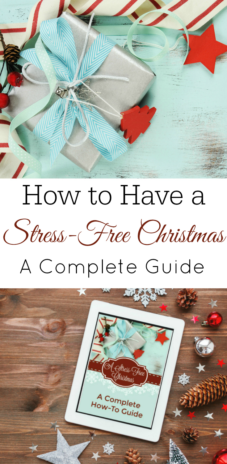 Have a stress-free Christmas, Frugal Christmas, Christmas Guide