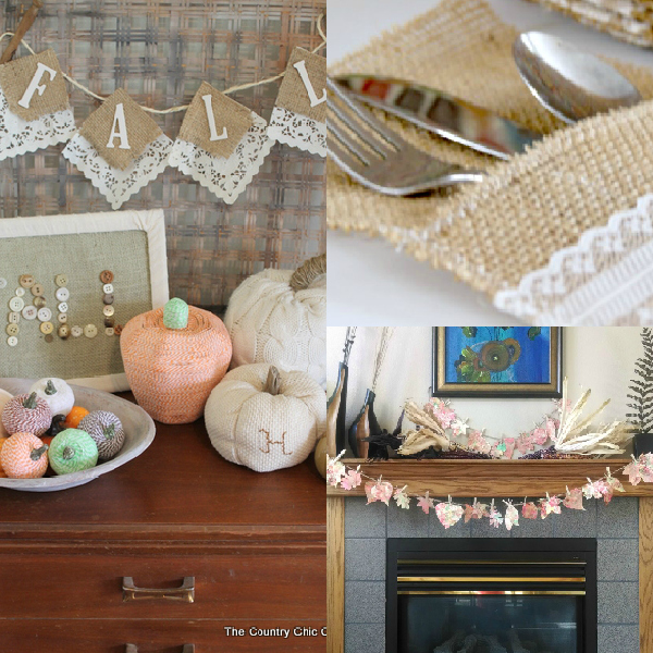 Frugal Fall Decor Ideas Retro Housewife Goes Green