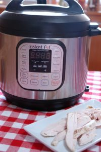 Instant Pot Whole Frozen Chicken
